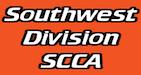 Southwest Division SCCA Logo